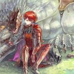 白竜の騎士