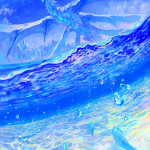 「祈りの宿る海」