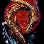 「花舞」dragonizm vol.13参加作品